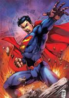 Superman by viniciustownsend