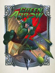 Green Arrow by viniciustownsend