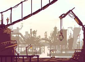 Gearhaven by lieusum