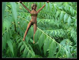 Kaila hanging by kamlesh