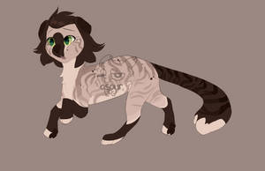 Messy Adopt  (CLOSED) by Owlasaur
