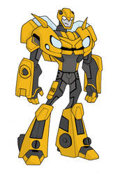 Bumblebee Movie Animated by B-man-G-man