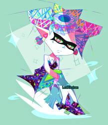 Splatoon: Marie #2 by LeaRicchan