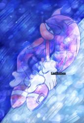 In Blue by LeaRicchan