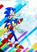 Sonic CnC Contest Entry by chikafullmetalX2