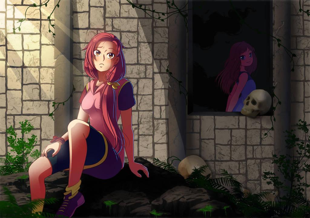 Luna et Will by JennyMiki