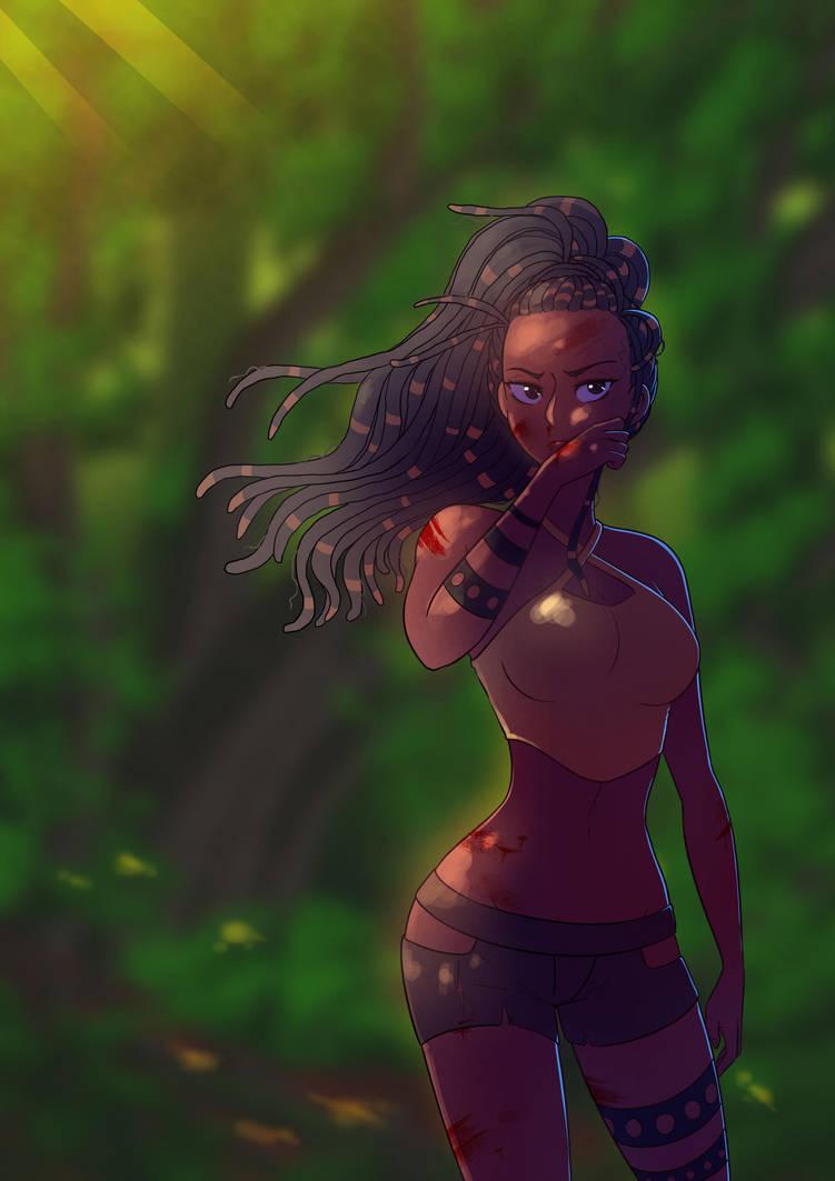 Mawa by JennyMiki