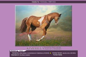 Kimimela by Meisaims