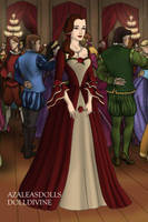 Belle-The Enchanted Christmas by EriksAngelOfMusic22