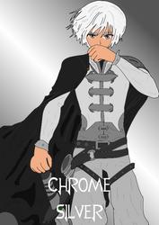 RWBY OC - Chrome by Shadarkness