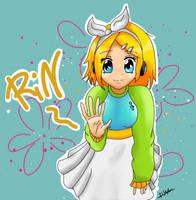 Sweet Rin by ValeriaDiStefano
