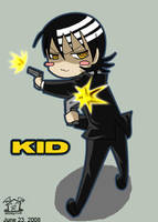 Soul Eater: Chibi Kid by rairy