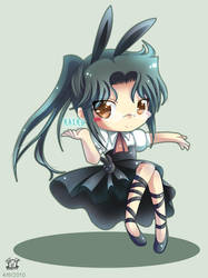 ID V.2: Black Rabbit Mode by rairy