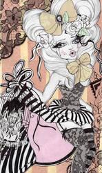 Life under lace by MissLadyMalice