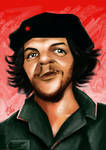 Che Guevara by SantoFerreira