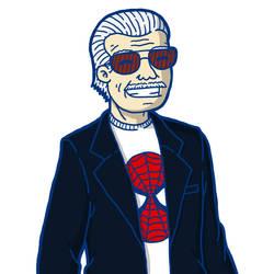 RIP Stan Lee by paldipaldi