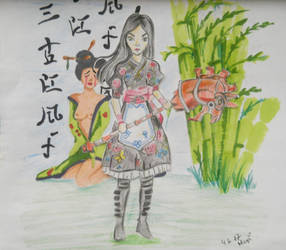 Alice - Madness Returns by RedTigger
