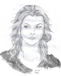 Lorelai Victoria Gilmore by RedTigger