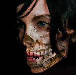 Skull by behrad