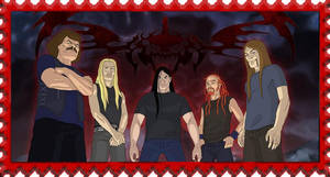 A GIANT DETHKLOK STAMP by LingLing927