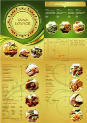 Restaurant flayer by syedmaaz