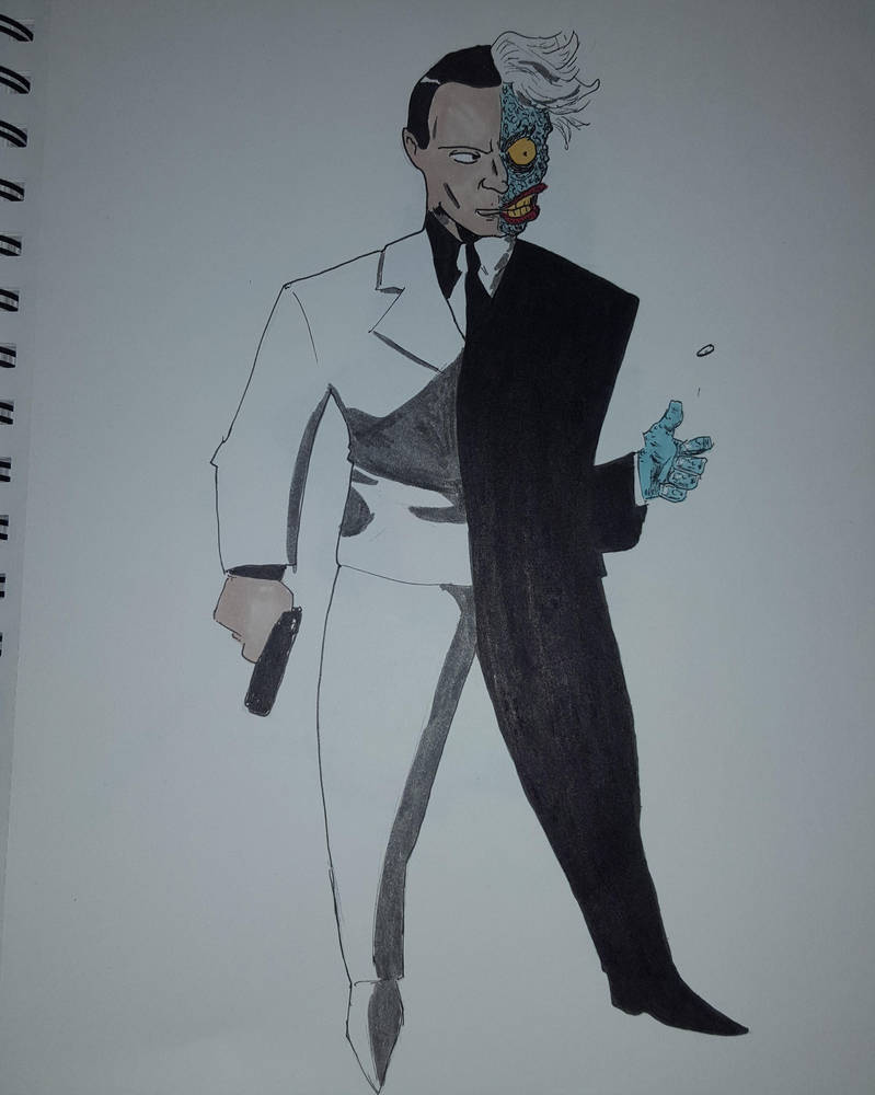 Two-Face by OddMod-7