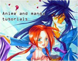 Library reference-Anime_Manga by ArtistsHospital