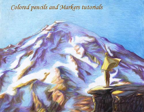 Colored Pencil Tutorials by ArtistsHospital