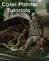 Corel Painter Resources by ArtistsHospital