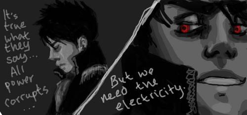 Power and Electricity by KingdomAnimalia