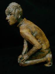 Hugo Figurine 1 by KingdomAnimalia