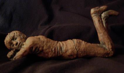 Amedee Sculpture 1 by KingdomAnimalia
