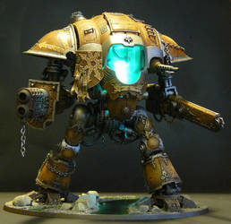 Imperial Knight Chaos Conversion by SouthPawStudio