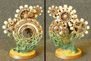 Chronomantic Cogs by SouthPawStudio