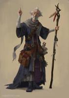 Wizard by IanPerks