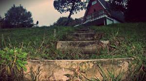 The Stairs by Zorodora
