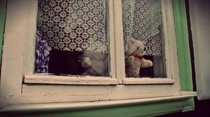 The  Bears Look Out The Window by Zorodora