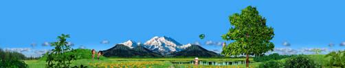 Utopian Vista by Eyth