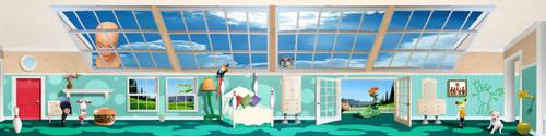 Bedroom Interior by Eyth