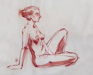 Figure Study 07-12-11 by Eyth