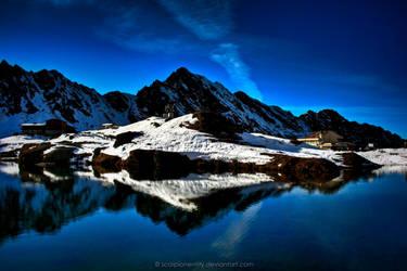 Balea Lake HDR 03 by ScorpionEntity