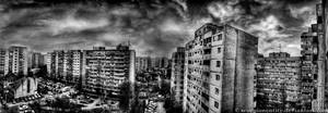 Wiew to Iancului HDR by ScorpionEntity