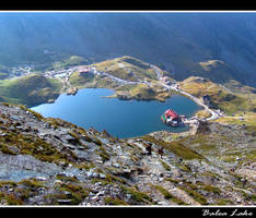 Balea Lake by ScorpionEntity