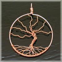 Tree Of Life Pendant no.1 by MajorTommy