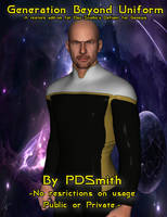 Generation Beyond Uniform Texure Addon for Genesis by PDSmith