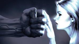 Black and White by 2dforever