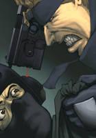 The Interrogator by 2dforever