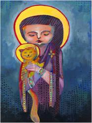 Maria by sannchen