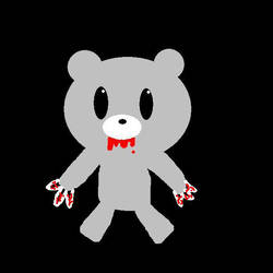 Gloomy Bear by KevinLOVESHam