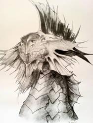 Dragon by sagiath